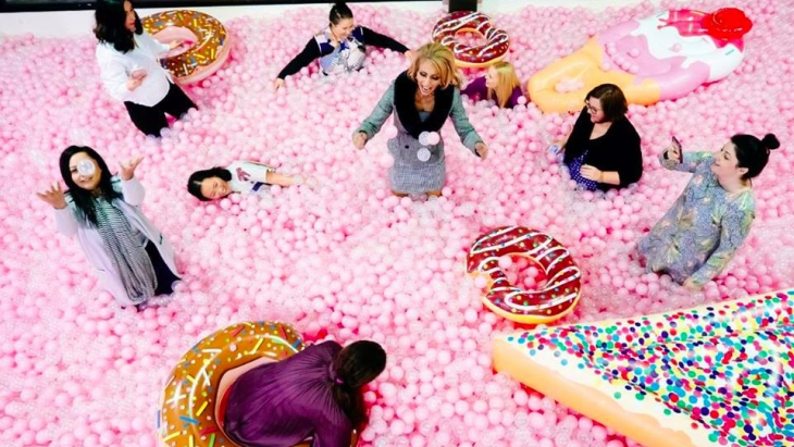 Sugar republic ballpit