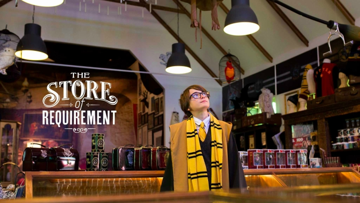 Harrypotter store melbourne new