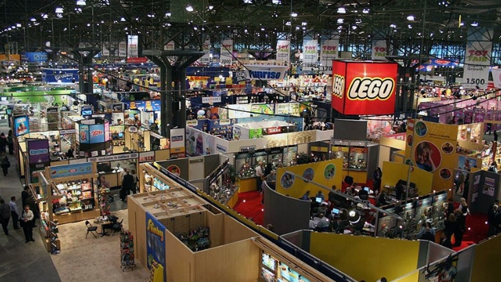 Nyc toyfair