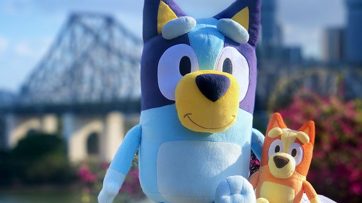 Bluey plush toys buy