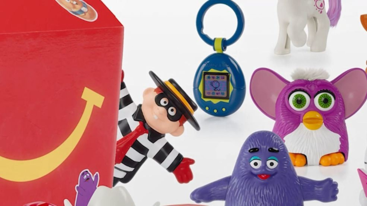 Mcdonalds happy meal toys 2 %281%29