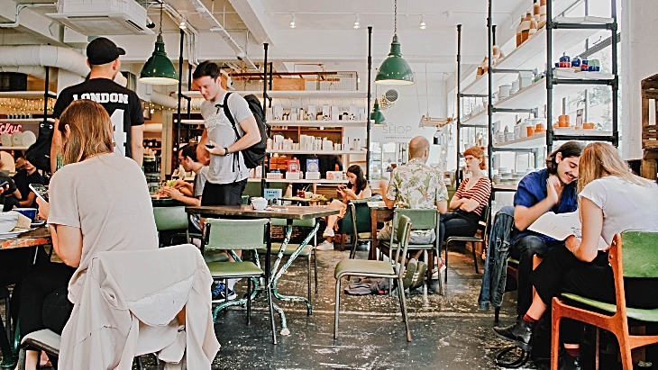 Cafes restaurants open unsplash