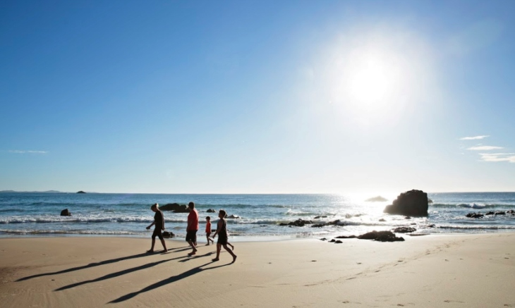 Destination nsw family friendly holidays