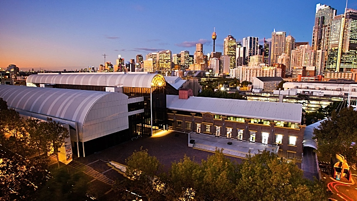 Powerhouse ultimo exterior