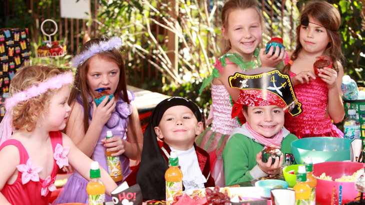 Kids Party Venues In Sydney