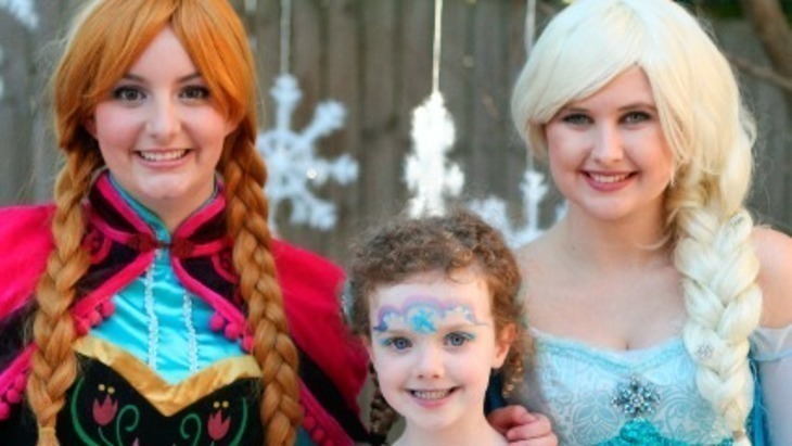 Superstar parties frozen kids birthday parties sydney kids superhero parties themed parties