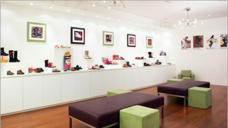 Fussy Feet: Kids Shoe Store & Kids Shoes Online, Rose | ellaslist