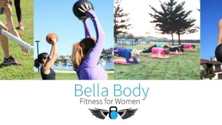 Bella body fitness main