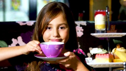 High tea for kids sydney