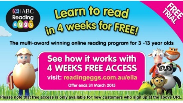 Abc reading eggs education toddlers kids literacy