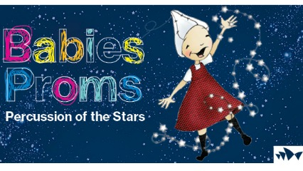 Babies proms opera house sydney kids shows percussion of the stars toddlers