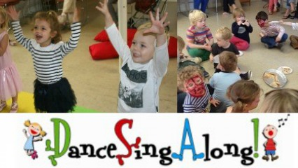 Free music movement creative play dancesingalong toddlers sydney kids woollahra eastern suburbs