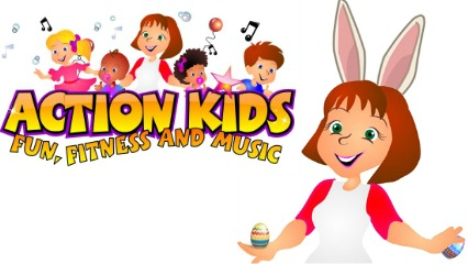 Action kids easter bunny toddlers kids dance classes kids sports active kids eastern suburbs inner west
