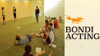 Bondi acting school hols
