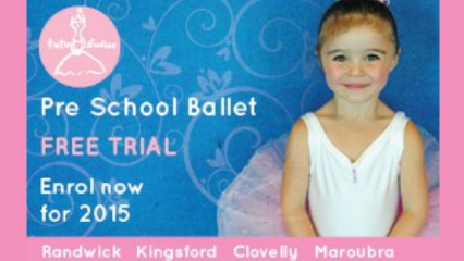 Sydney kids ballet jazz dance classes kids activities eastern suburbs wild street tutu studios