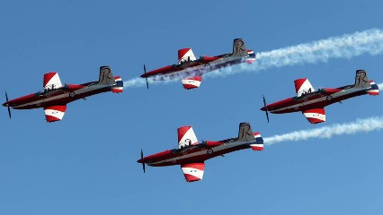 Wings over illawarra aviation show western suburbs sydney kids planes