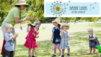 Royal botanic gardens discover nature toddlers sydney kids1