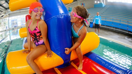 Indoor swimming pools des renford leisure centre vacation care winter school holidays