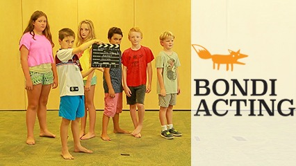 Bondi acting kids acting classes sydney eastern suburbs