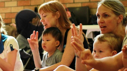Clomamas movers and makers eastern suburbs playgroups kids music classes