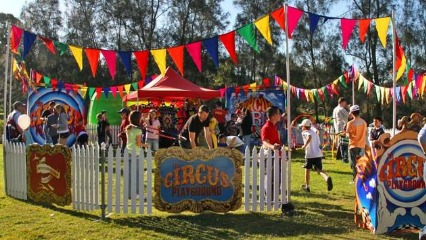 North sydney community fair celebrating 125 years north sydney council jumping castles kids workshops north shore mums