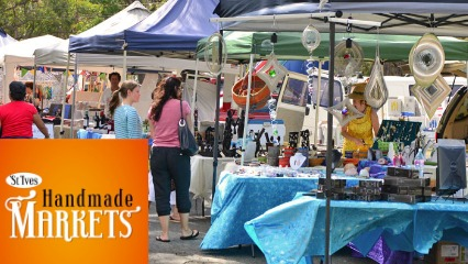 St ives handmade markets heritage market north shore hand crafted arts and crafts