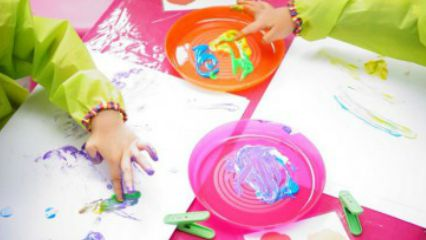 Jellybeanstreet kids painting workshops kids arts cammeray