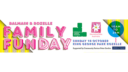 Balmain rozelle family fun day 426x240