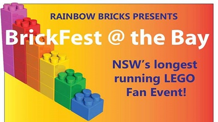 Brickfest   the bay lego events for kids
