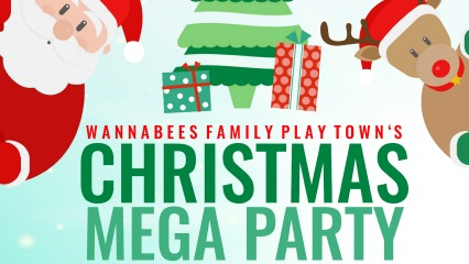 Christmas mega party 426x240