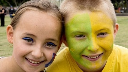 Australia Day Celebrations Sydney Olympic Park