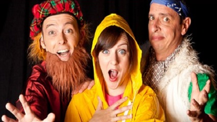 Spontaneous musical kids shows sydney