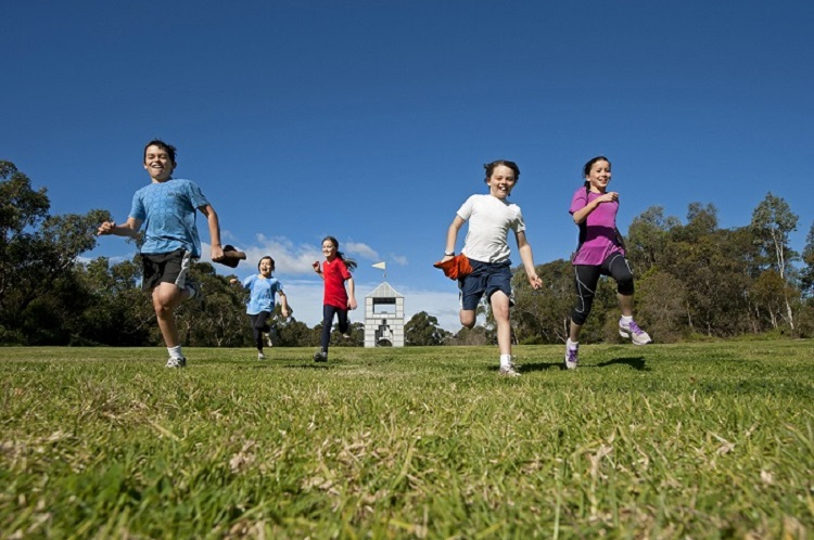 Get The Kids Away From Computer Tablets And Game Consoles This Summer Holidays With Help Of Sydney Olympic Parks In Park 2015 16
