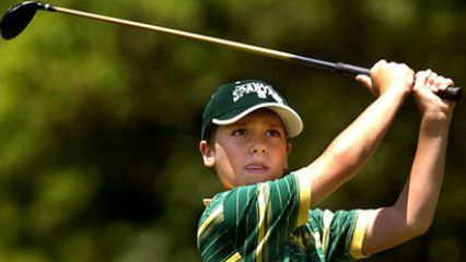 Kids golf lessons pittwater golf centre