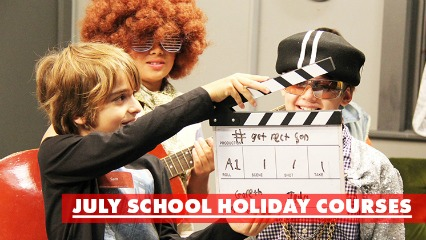 July school holiday courses