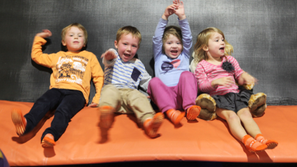 Skyzone toddlers