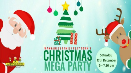 Mega christmas party