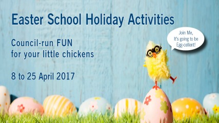 Sutherland shire easter holidays