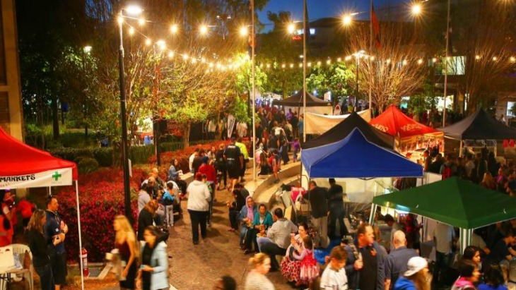 Aussie night markets