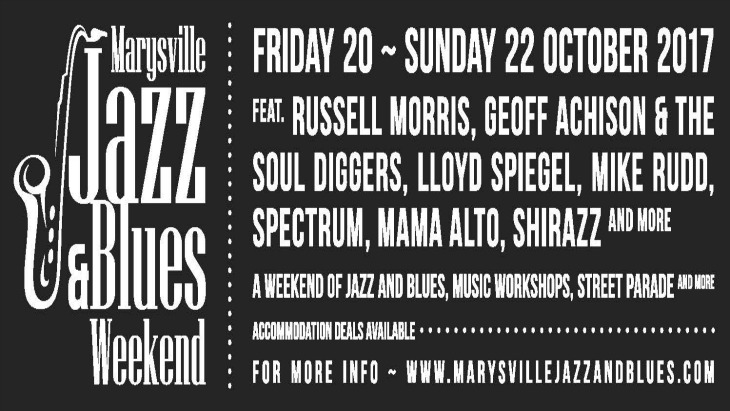Marysville jazz and blues