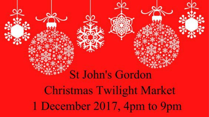 St johns christmas markets
