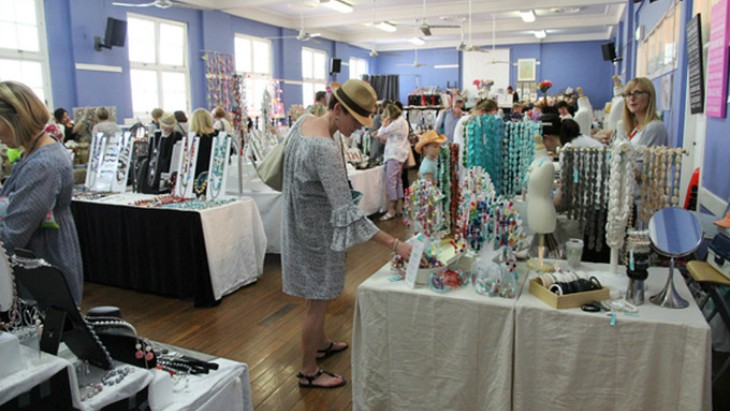 St thomas art and craft show