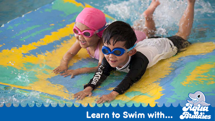 Aquabuddies private group swimming lessons for babies ellaslist for North sydney pool swimming lessons