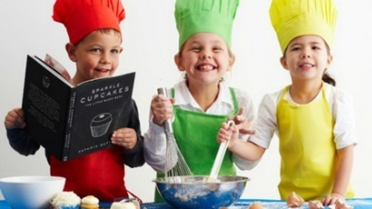 Sparkle cupkakery surry hills inner sydney kids cooking classes birthday parties