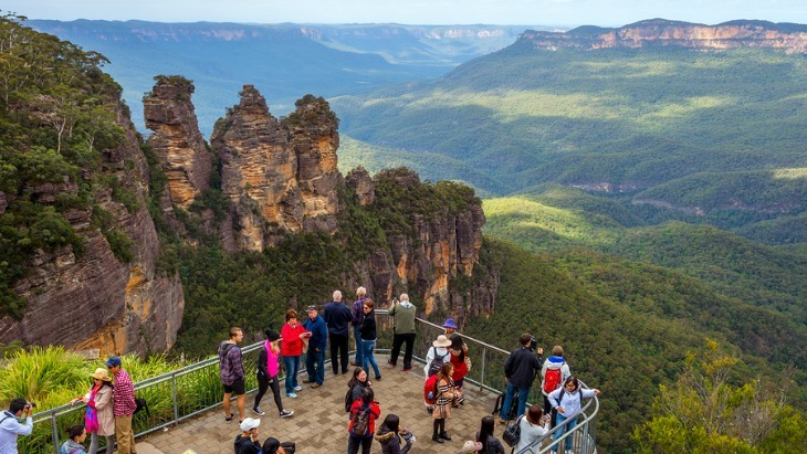 Blue mountains family friendly getaway