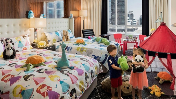 Kid friendly hotels