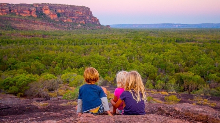 Kids northern territory