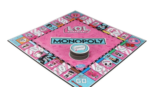 Lol surprise monopoly