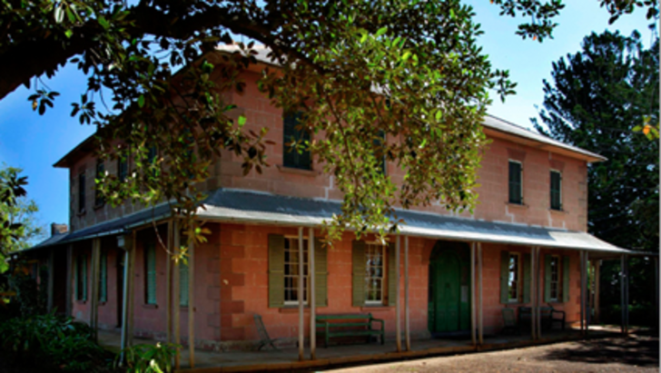 Rouse hill house farm