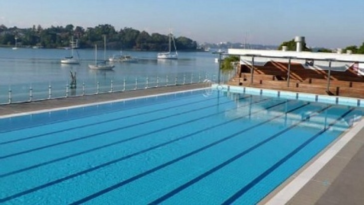 Cabarita swimming centre